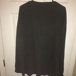 Polo Ralph Lauren Charcoal Grey Long Sleeve